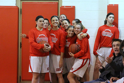 Chardon HS girls bball 2013-2014