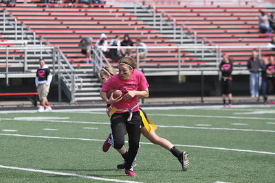 Powderpuff Football 2014